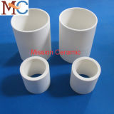 Abrasion Resistance C799 Alumina Ceramic Tube
