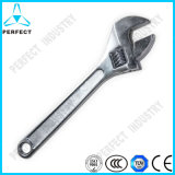 American Style Chrome Plated Adjustable Wrench