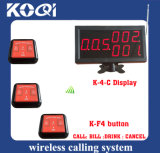 Factory Professional Table Buzzer Call System for Restaurant