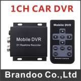 1 Channel Car DVR, Support Alarm Input Trigger, Suit for Bus, Taxi Used