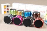 Stereo Bluetooth Speaker with TF Card and Mic Handsfree Functions Support (OM-S28)