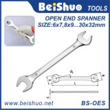 Different Sizes Double Open End Spanner Wrenches