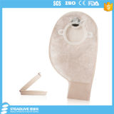 Two Pieces Non-Transparent Drainable 57mm Colostomy Bag