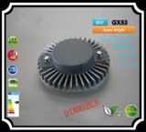 8W Dimmable LED Gx53 Spot Light, Gx53 LED Lamp