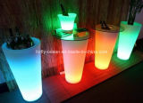 Fo-9506 LED Planter Pot with Colorful Light