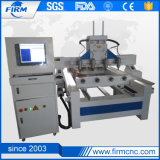 1325 Four-Spindles 3D Woodworking CNC Router Engraving and Carving Machine