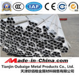 Aluminum Round Tube 6005A with Temper H112