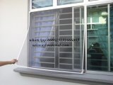 DIY Magnetic Insect Screen Window