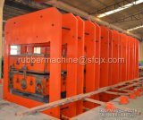 2400X3600mm Conveyor Belt Vulcanizing Press Production Line