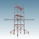 Widely Used Outdoor Ladder Scaffold System