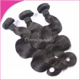Top Quality Body Wave Natural Color Indian Hair