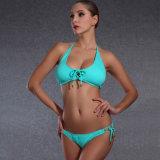 2017 Hot Sale OEM Woman Printed Beachwear Bikini Swimwear