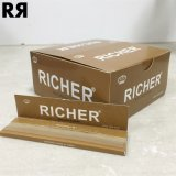 Richer 13-20GSM Cigarette Rolling Paper Book Packing Southeast Asia Market