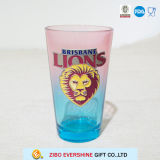 16 Oz Insulated Pint Glass Cup Packaging Custom Logo