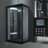 Monalisa 2013 New Black Style Computerized Steam Room (M-8282)