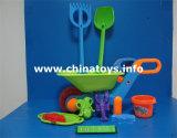 Plastic Summer Beach Car Toy, Sand Toys, Children Toy (107027)