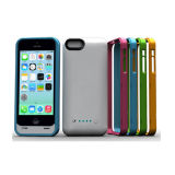 External Power Pack Backup Rechargeable Battery Case for iPhone5c