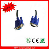 Good Quality VGA Extension Cable Dual-Shielded 10ft