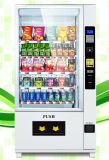 Elevator Automatic Vending Machine for Beverage & Fruit with Bill Acceptor