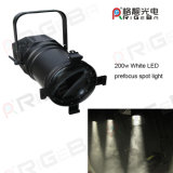 180W 200W LED Prefocus Spot White and RGBW Stage Light