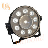 RGBW LED 9*3W PAR Light / Washing Lighitng