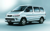 No. 1 Sale Volume Hot Selling Dongfeng 2017 Euro IV Lingzhi MPV Bus