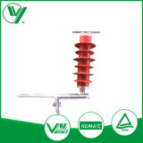 Hangzhou Substation Type Rated Voltage 3-36kv Composite Housed Surge Protectors