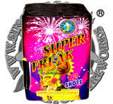 Super Freak 12 Shot/Wholesale Fireworks