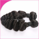Human Virgin Hair Loose Wave Remy Hair Extensions