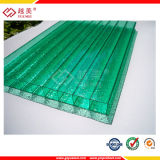 for Greenhouse, 8mm Clear Lexan Hollow Polycarbonate Glass Embossed Panel Price (YM-PC-193)