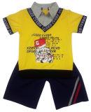 Summer Boy Kids Sportswear Suit for Children′s Wear (6)