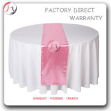 Contemporary Wedding Hall Cheap Price Table Cloth Sashes (TC-25)