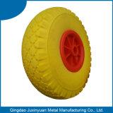 PU Foam Wheel (3.00-4) . Solid Wheel