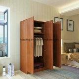 Bedroom Furniture Chipbobard and MDF Wardorbe