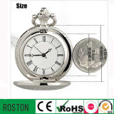 Japan Quartz Movement Water Resistant Pocket Watch