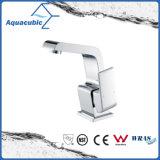 Chromed Brass Body Single-Lever Basin Tap (AF6015-6)