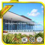 3-19mm Safety/Clear/Colored/Tinted/Float/Flat and Curved Tempered Glass