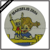 Marselis 2004 Woven Label for Garment Accessory (BYH-10163)