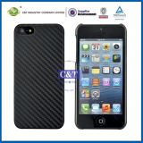 Black Accessory IMD Hard Back Case for iPhone 5
