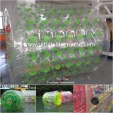 2015 Fwulong TPU&PVC Inflatable Water Roller for Pool