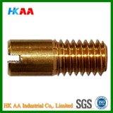 Metric Coarse Engineers Stud Slotted Brass DIN427