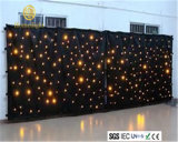 RGB Star Curtain 3in1 for Stage Background Seven Color Wedding Curtain