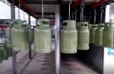 LPG Gas Cylinder Painting Line