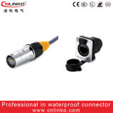 UL Apporved IP65 Cat 5 Waterproof RJ45 Connector/8p8c Connector