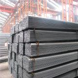 Black Hot Rolled Mild Carbon Q235, S235jr Steel Angle Bar
