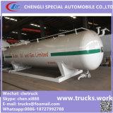 5tons 12000 Liters 12cubic Meter Gas Dispenser Tank LPG Skid