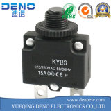 Push Reset Button Circuit Breaker Overload Protector Switch