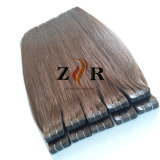 7A Peruvian Virgin Remy Tape in Human Hair Extension No Shedding No Tangle