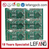Multilayer Security Surveillance Device Circuit Board PCB Expertise