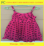 Wholesale Used Clothing, Used Clothes in Bales From China, Hot Sell Second Hand Clothes for African (FCD-002)